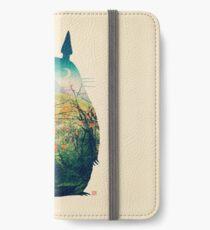 Tonari No Totoro iPhone Wallet/Case/Skin