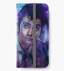 The Tenth Doctor iPhone Wallet/Case/Skin