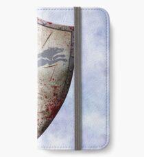 Stark Shield - Battle Damaged iPhone Wallet/Case/Skin
