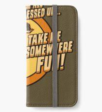 Vera iPhone Wallet/Case/Skin