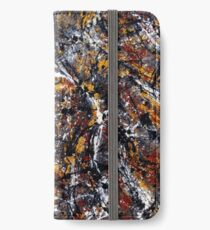 Number 2 Abstract iPhone Wallet/Case/Skin