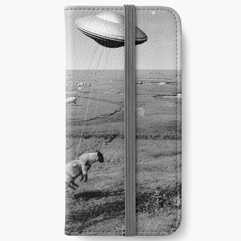 Night Flight iPhone Wallet