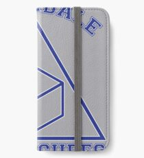 Greendale Delta Cubes Frat iPhone Wallet/Case/Skin