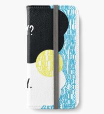 The Fault in Our Stars Typography iPhone Wallet/Case/Skin