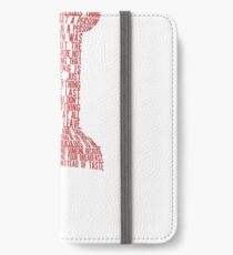 Paper Towns Typography iPhone Wallet/Case/Skin