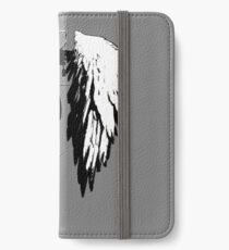 Crossbow wings iPhone Wallet/Case/Skin