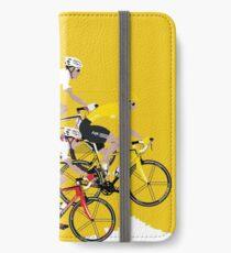 Tour De France iPhone Wallet/Case/Skin