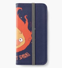 She Likes My Spark! iPhone Wallet/Case/Skin