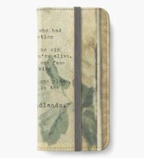 For the ones who had a notion iPhone Wallet/Case/Skin