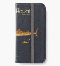 The Life Aquatic - Jaguar Shark iPhone Wallet/Case/Skin