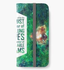 Dreamer of Improbable Dreams iPhone Wallet/Case/Skin