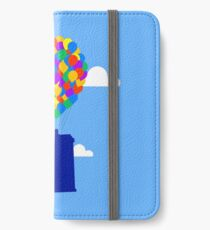 Adventure is Out There! iPhone Flip-Case/Hülle/Klebefolie