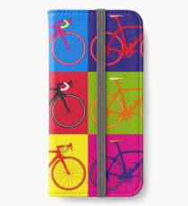 Bike Andy Warhol Pop Art iPhone Wallet/Case/Skin