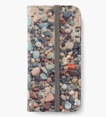 Lake Superior Colors iPhone Wallet