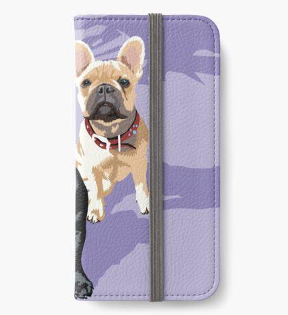 Diesel and Brie iPhone Wallet