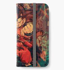 Kid Goku iPhone Wallet/Case/Skin