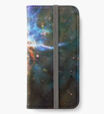 God's Domain | The Universe by Sir Douglas Fresh iPhone Wallet/Case/Skin