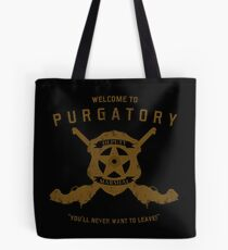 Welcome to...Hell Tote Bag