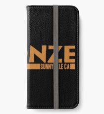 The Bronze, Sunnydale, CA iPhone Wallet/Case/Skin