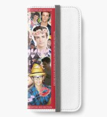 Grant Gustin Collage iPhone Wallet/Case/Skin