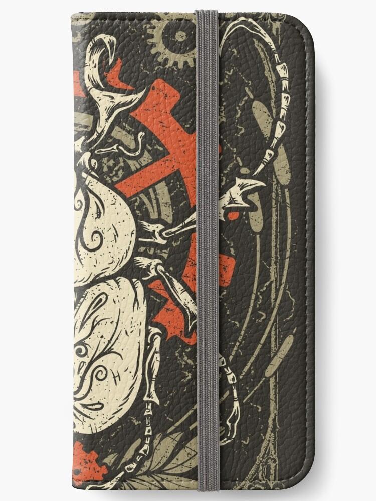 DOOM BEETLE 2 iphone case