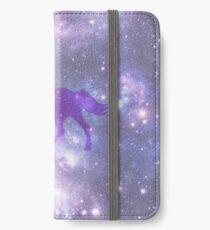 Universe Unicorn iPhone Wallet/Case/Skin