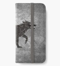 Direwolf iPhone Wallet/Case/Skin