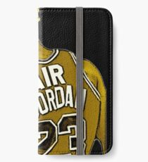 "Michael ""Air"" Jordan - King iPhone Wallet/Case/Skin"