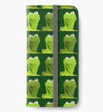 Kermit the Frog iPhone Wallet/Case/Skin
