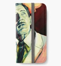 The Many Faces of Vincent Price iPhone Wallet/Case/Skin