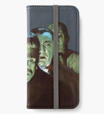 Gang of Monsters  iPhone Flip-Case/Hülle/Klebefolie