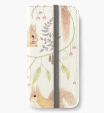 Squirrel Symphony iPhone Wallet/Case/Skin