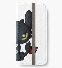 Chibi Toothless iPhone Wallet/Case/Skin