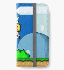 Mario Bros. 1Up Apple iPhone Wallet/Case/Skin