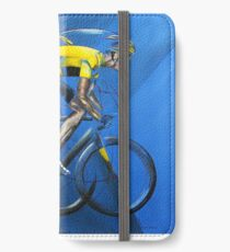 Pedal power iPhone Wallet/Case/Skin
