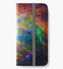 Heart of Orion Nebula | Infinity Symbol | Fresh Universe iPhone Wallet/Case/Skin