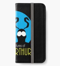 Tick and Arthur iPhone Wallet/Case/Skin