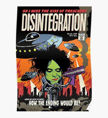 TFTS | Desintegration Poster