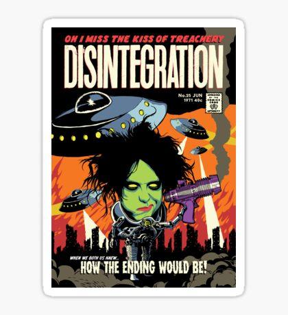TFTS | Desintegration Sticker