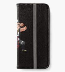 krillin iPhone Flip-Case/Hülle/Klebefolie