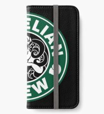 Cecaelian Brew iPhone Wallet/Case/Skin
