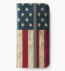 American flag case iPhone Wallet/Case/Skin