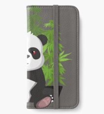 High panda iPhone Wallet/Case/Skin
