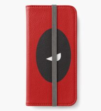 Oh will you shut up iPhone Wallet/Case/Skin
