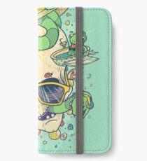 Summer skullin' iPhone Wallet/Case/Skin