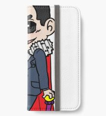 Moriarty iPhone Wallet/Case/Skin