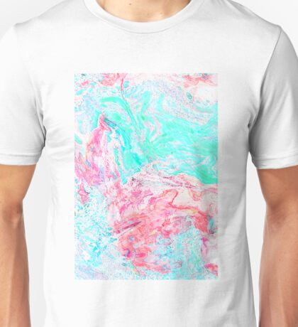Paper Marble #redbubble #lifestyle T-Shirt