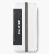 Sony walkman iPhone Wallet/Case/Skin