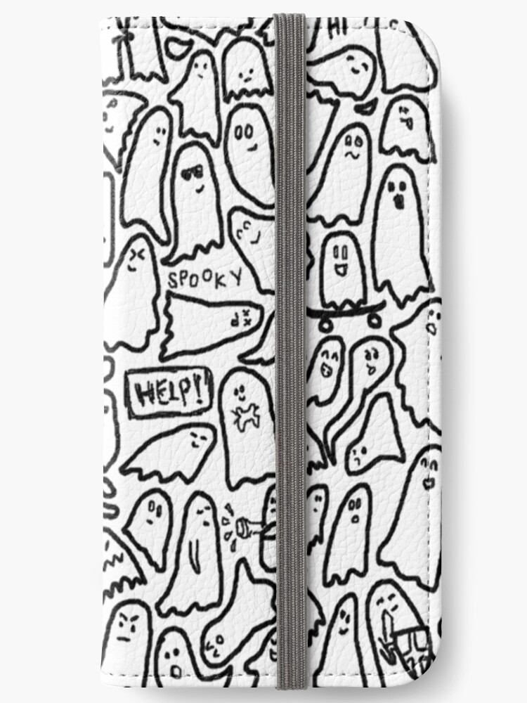 Ghost Adventures Iphone Wallets By Maisha S