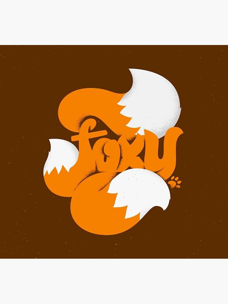 Foxy by thetrufflepig